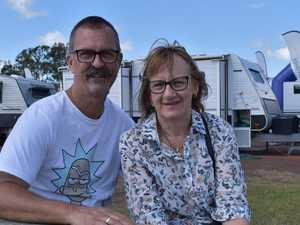 Retirees' journey begins at Maryborough Showgrounds