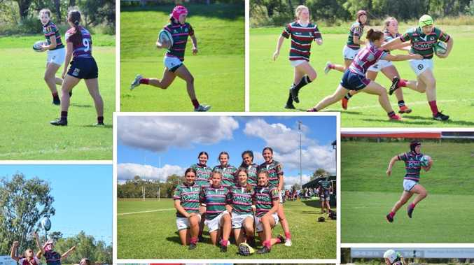 190 MEGA GALLERY: River Rats Girls 7s home game