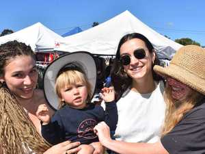 PHOTOS: Lismore community welcomes back beloved market