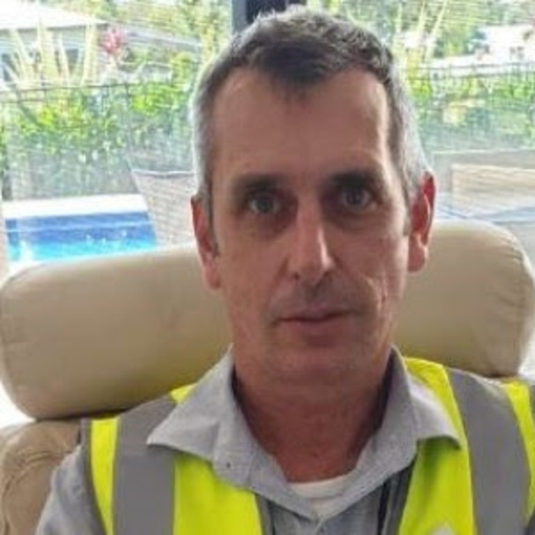 Anthony Brady's body was located in a Cairns hotel on Friday.