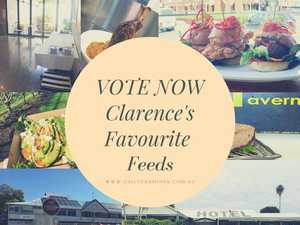 VOTE NOW: Help choose the Clarence's favourite feed!