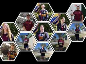 BRIGHT FUTURES: 11 inspiring Nanango State High students
