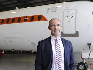 Regional takeoff as new Moranbah flights begin