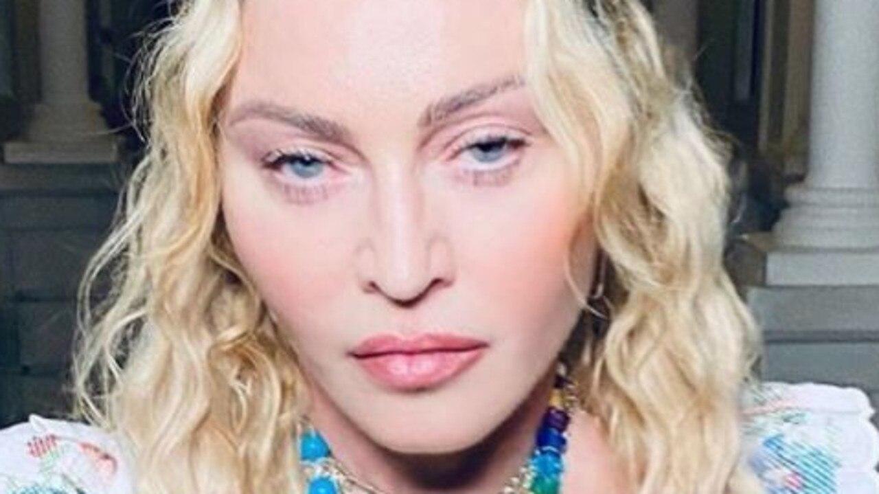 Star 'so sad' over Madonna's face | Queensland Times