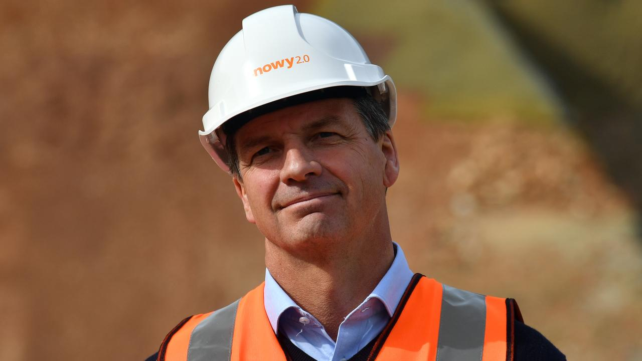 Minister for Energy Angus Taylor says gas is important to Australia's economy. Picture: AAP Image/Mick Tsikas