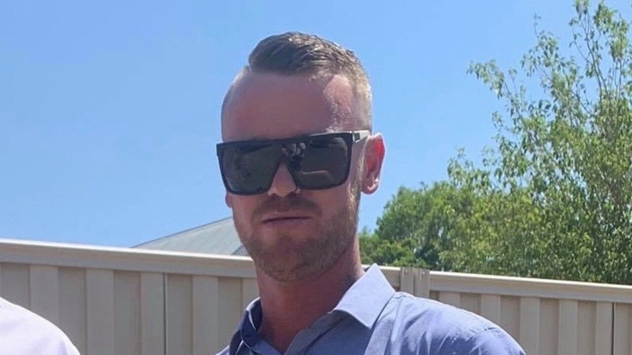 Luke Anthony Kreis received a suspended jail term for punching his mate at the Beerwah Hotel.