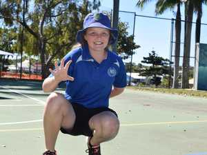 Sporty Bowen student rapt to score place in regional squad