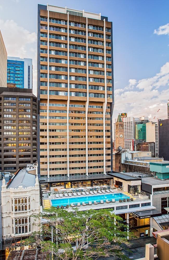 NEXT Hotel, Brisbane