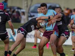 QLD's giant schoolboys: 10 biggest players in the Langer Cup