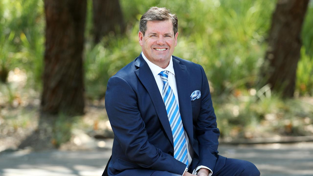 REGIONAL PASSION: Peter Gleeson will bring his passion for regional Australia and the issues affecting bush communities to households when his new show Sky News Across Australia with Peter Gleeson launches in January. Picture: Tim Hunter.