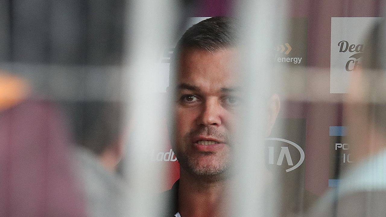 Anthony Seibold's future could be sorted one way or the other this week.