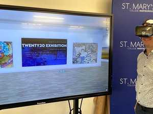 Tech takes Coast students' artwork to the world