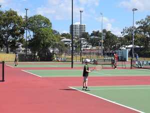 40+ pics: Gladstone junior tennis tournament