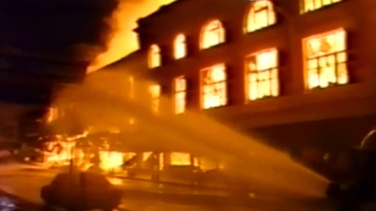 17 August 1985, Reids Fire.