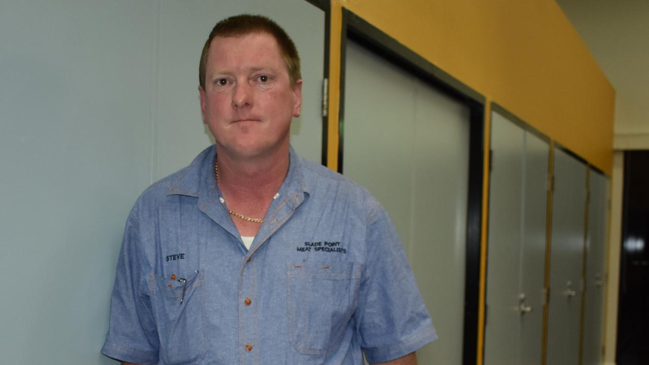CRIME FORUM: Business owner Steve Chapman. Picture: Melanie Whiting