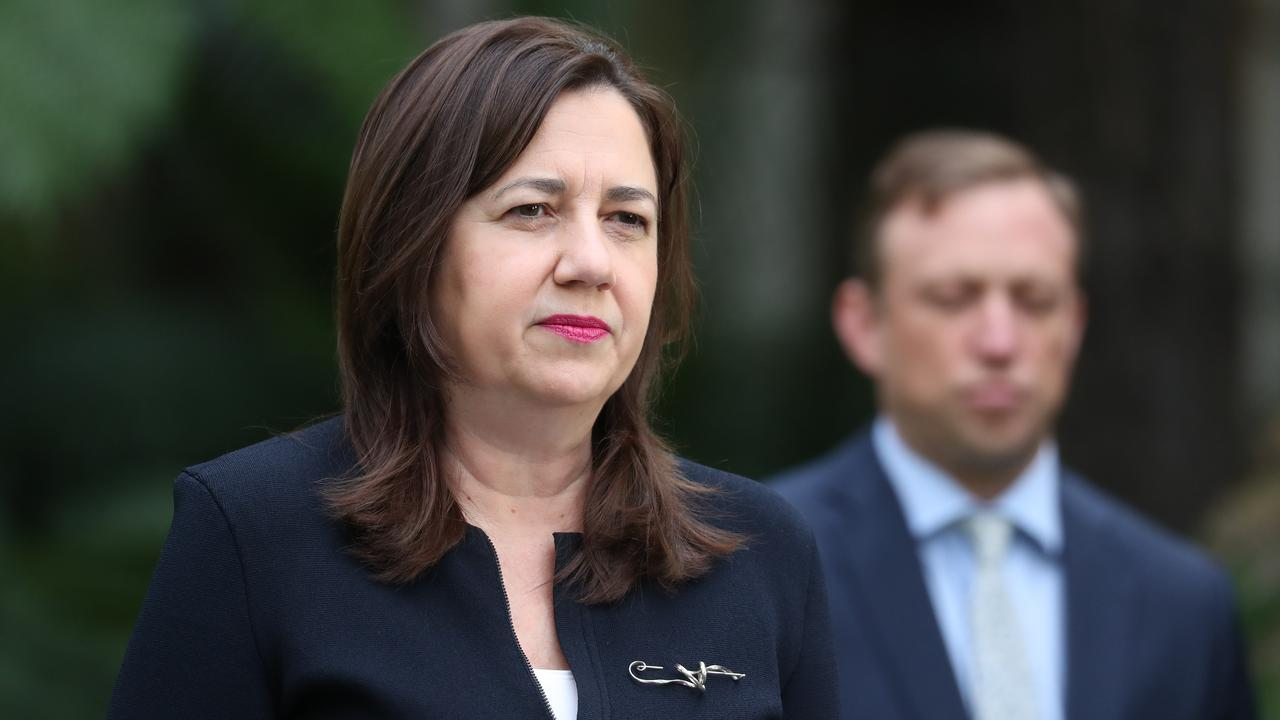 Premier Annastacia Palaszczuk and Deputy Premier Steven Miles have built an economic recovery plan focused on business owners and industry.