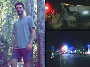 First victim of horror triple-fatal crash identified