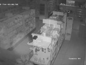 WATCH: Thief stealing from Mirani shops