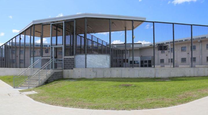 New Parklea Correctional Centre maximum-security prison wing. Picture: CSNSW