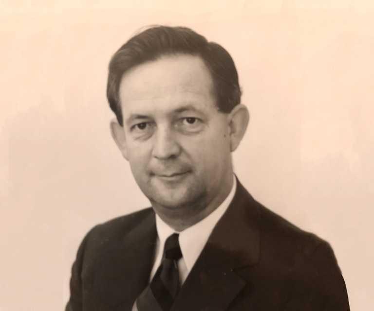 Graham Grenville Forster