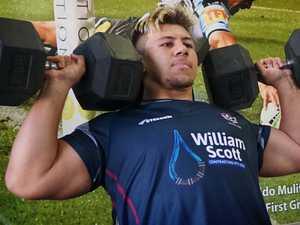 Uplifting record: Shane keen to keep making an impact
