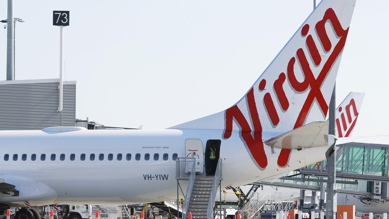 Virgin Australia has launched a massive 'See your State' sale. Picture: Claudia Baxter/AAP
