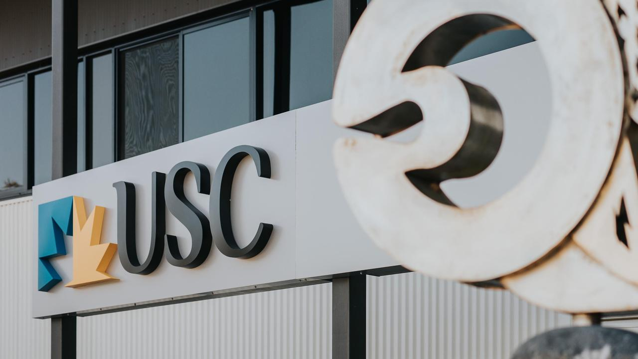USC Gympie will reduce the number of on-campus course next year as programs switch to online in response to financial uncertainty cause by COVID-19.