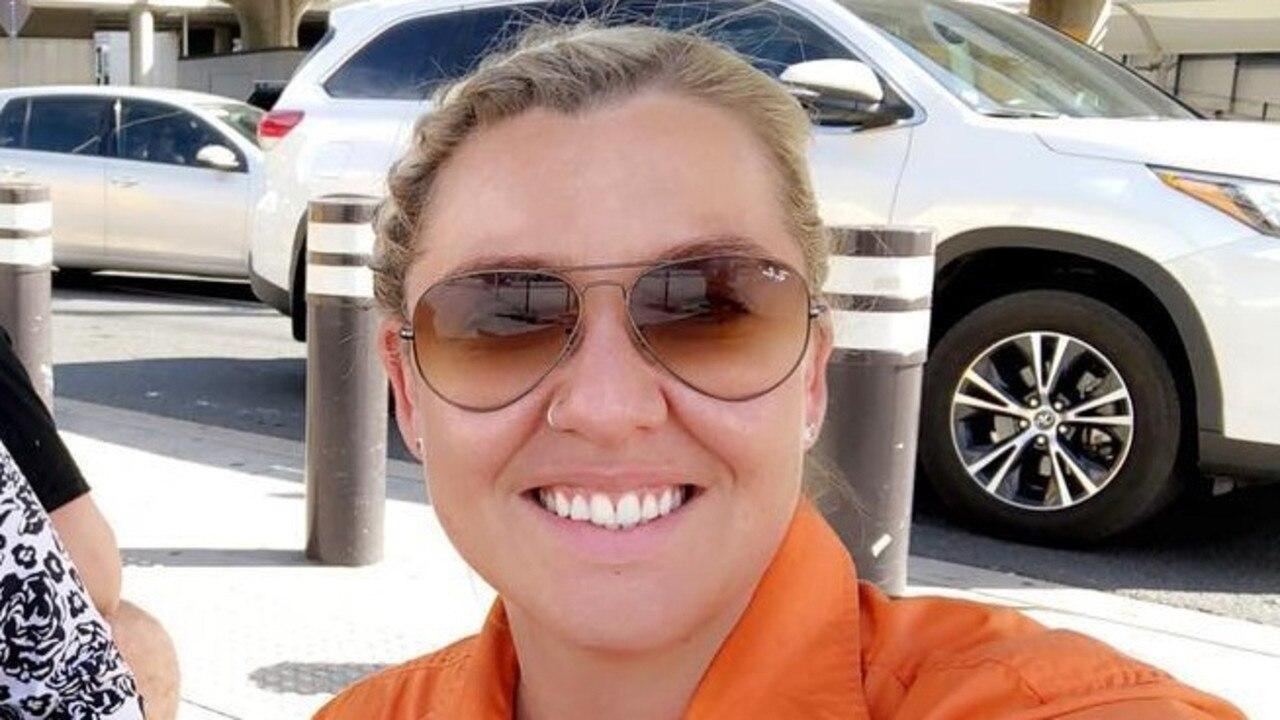 Courtney Ann Hanson.