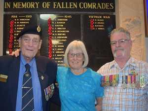Rain, mud, outnumbered: Veteran's lasting memories of battle