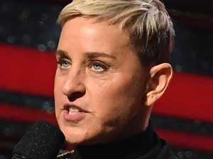 Ellen's ex's cryptic response to scandal