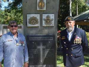 Mateship remembered in Vietnam Veteran's Day ceremony