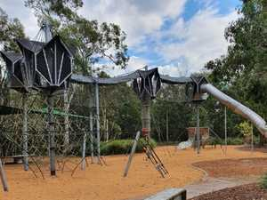 Young girl electrocuted at Brisbane kids' playground