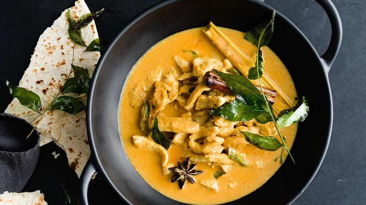 This Nyonya chicken curry dish from Taste.com.au will cost you less than a takeaway meal.