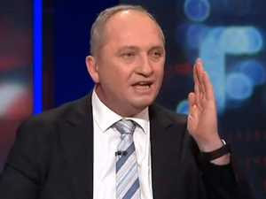 'Call it out': Barnaby fires up on Q&A