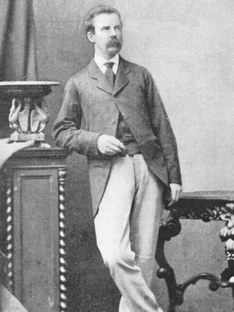 John Melton Black.