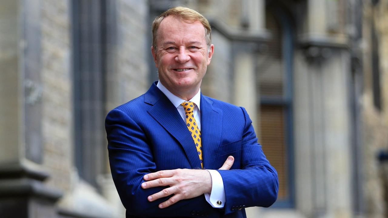 Phil Honeywood is the CEO of the International Education Association of Australia. Picture: Aaron Francis/The Australian