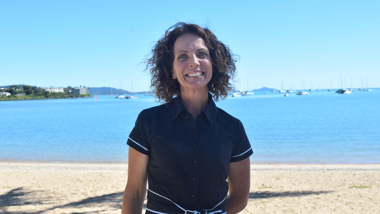 Angie Kelly is the new Labor candidate for Whitsunday.