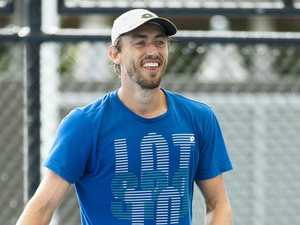 Aussie John Millman arrives in COVID-hit NYC for US Open
