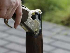 Man robbed, hit with shotgun in violent alleged assault