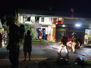 BREAKING: Unit gutted by fire in inner Gympie