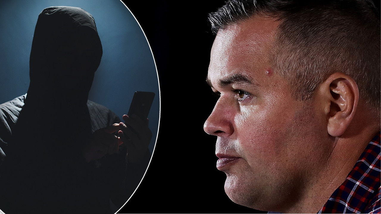 Brisbane Broncos coach Anthony Seibold has been the target of a smear campaign.
