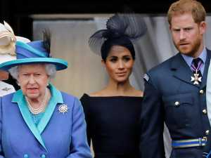 Prince Harry 'shouted at Queen'