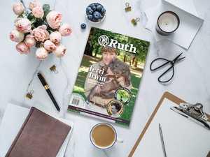 QCWA Ruth magazine chats to Terri Irwin