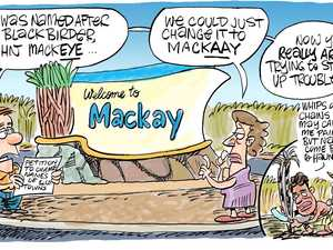 'Over my dead body': Leaders react to Mackay name change