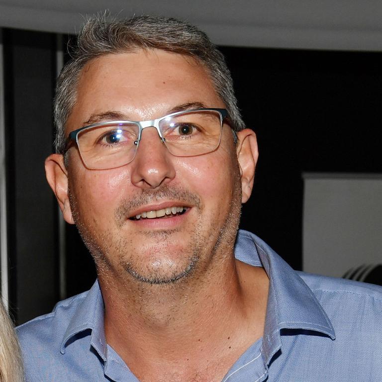 Mastermyne chief executive Tony Caruso. Picture: Tony Martin