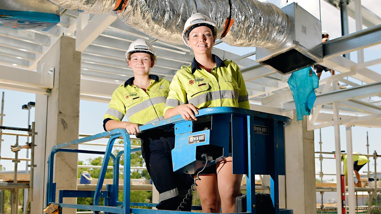 More than 80 apprenticeships will be available for Queenslanders in the energy industry.
