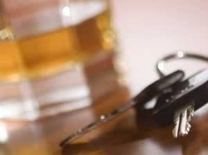Drink driver busted taking mates on late-night Maccas run