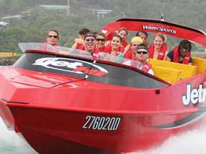 Tourist sues after wild jetboat ride