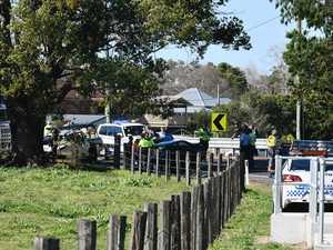UPDATE: Highway open after car, truck collide at Ulmarra