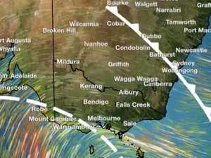 Wild winds to lash NSW as areas brace for flooding
